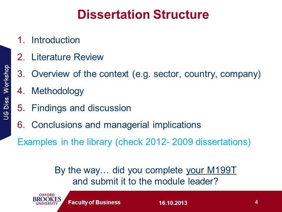 marketing undergraduate dissertation