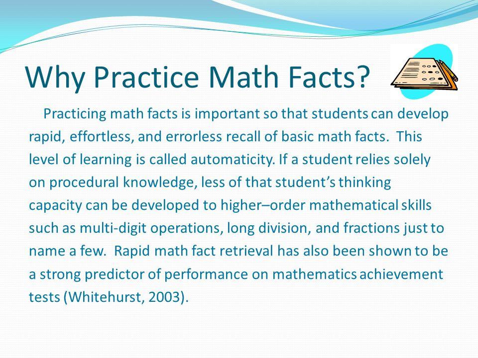 Pretty Basic Math Facts Practice Gallery - Worksheet Mathematics ...