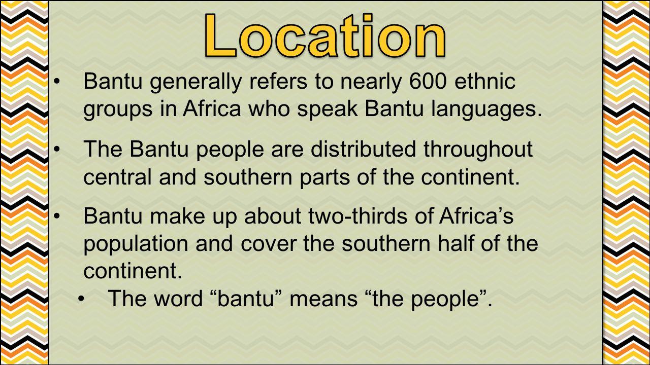 Arab ashanti bantu swahili this is a group of people who 26 bantu generally biocorpaavc
