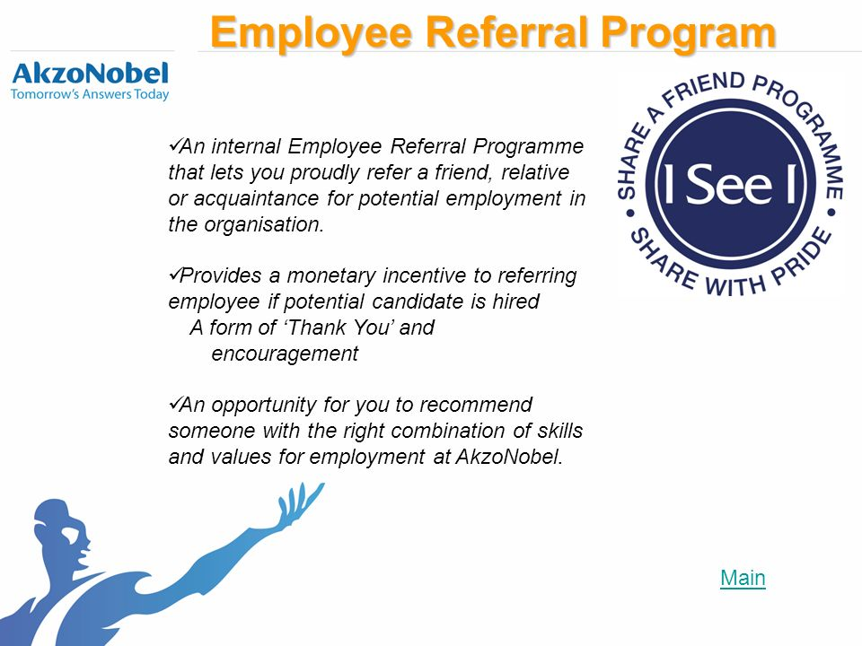 Employment Referral Form  BesikEightyCo