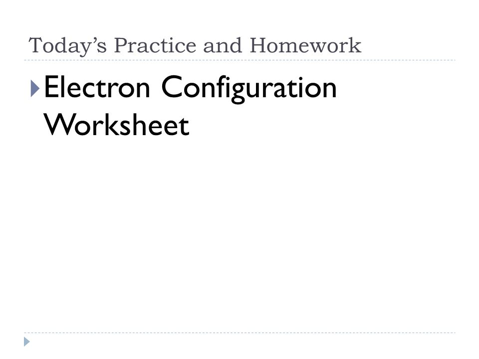 Chemfiesta Electron Configuration Worksheet Sharebrowse – Electron Configuration Practice Worksheet