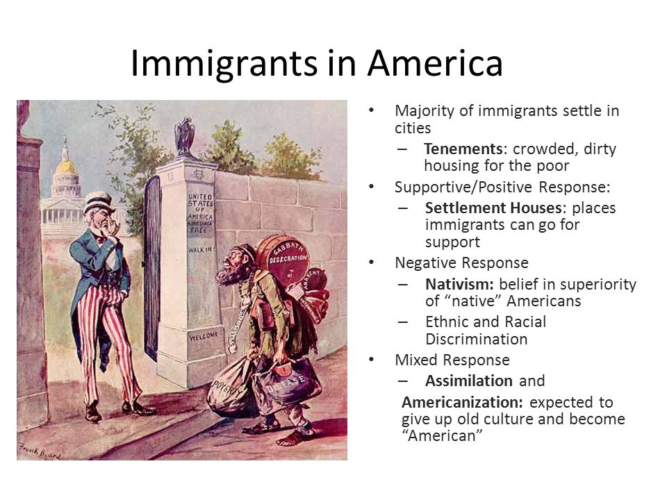 Immigration thesis?