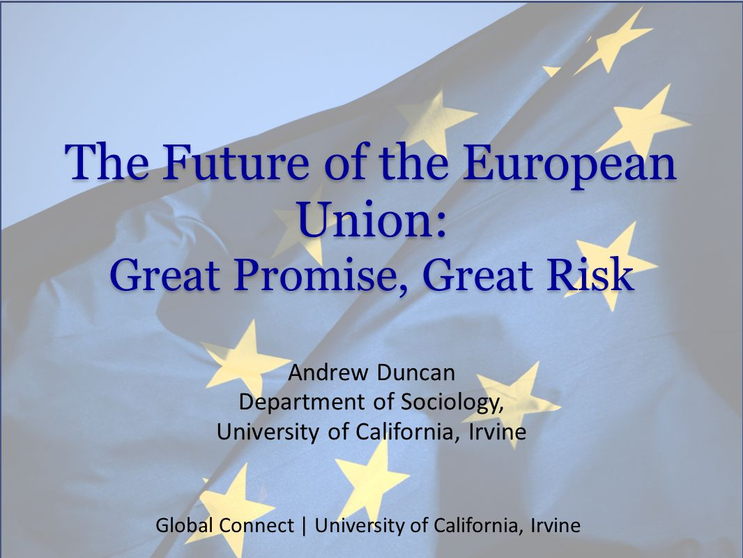 future of the european union