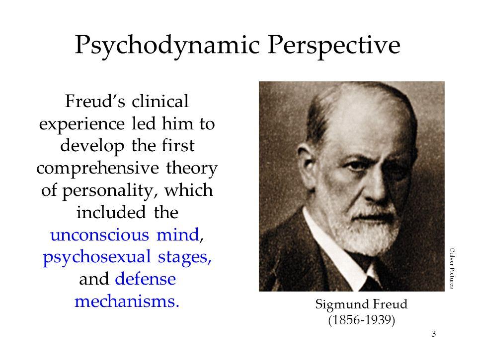 an analysis of sigmund freuds psychodynamic ideologies