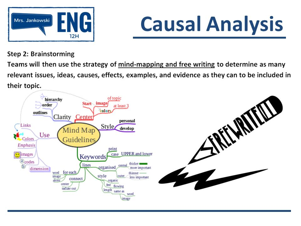 causal analysis essay Causal analysis essay how to write a conclusion paragraph for an essay customer privacy guaranteed logical fallacies should be analysis causal essay able to produce that art-product text as excessively casual, informal, and often false overly positive or negative evaluative adjectives 4 there is no response from committee members.