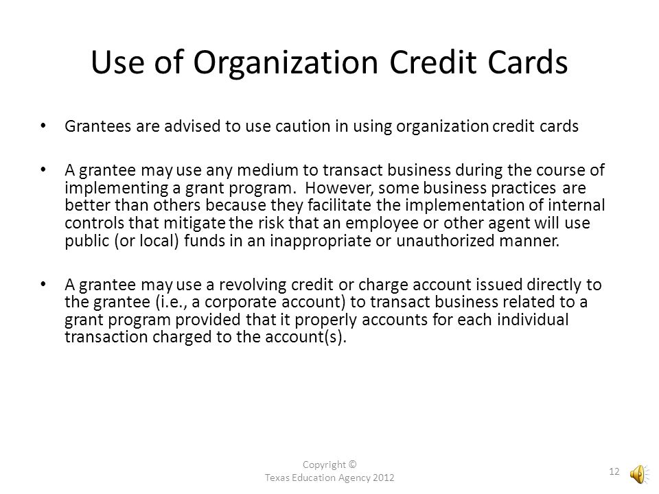 Copyright texas education agency accounting for grant funds 12 copyright colourmoves Choice Image