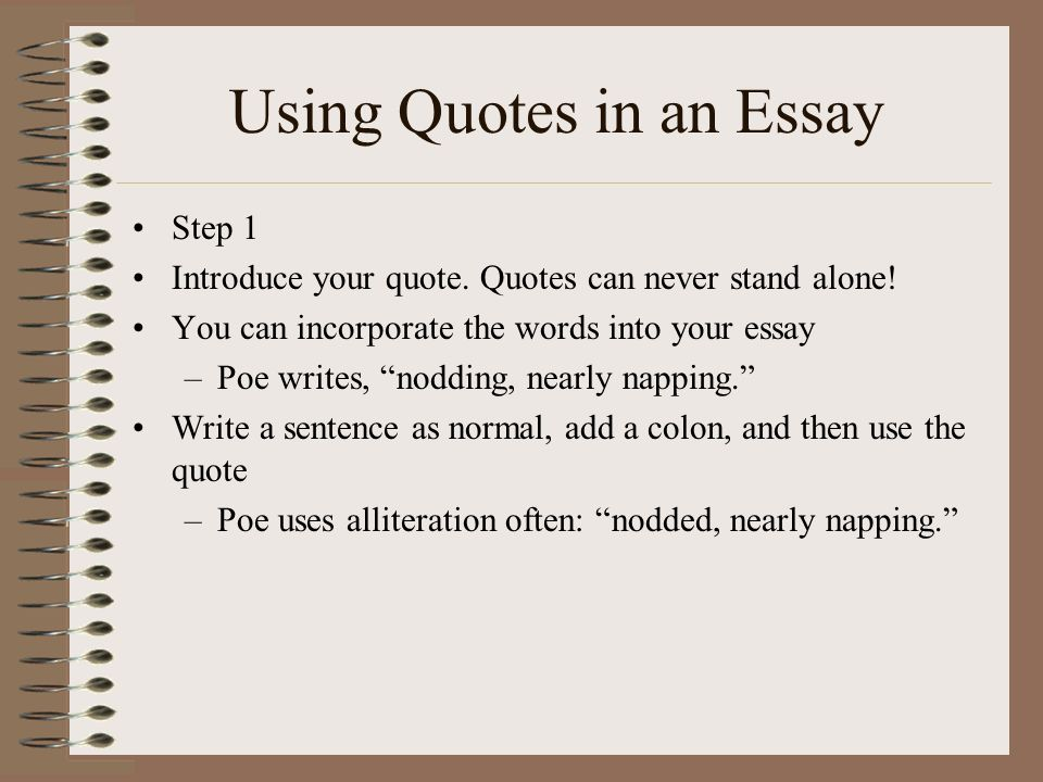 writing essays using quotes Using quotes, proverbs or idioms in IELTS essay