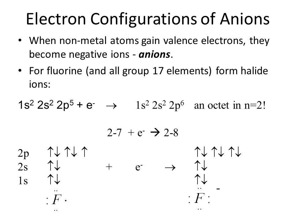 Ionic Bonding + . Valence Electrons An atom can have many ...