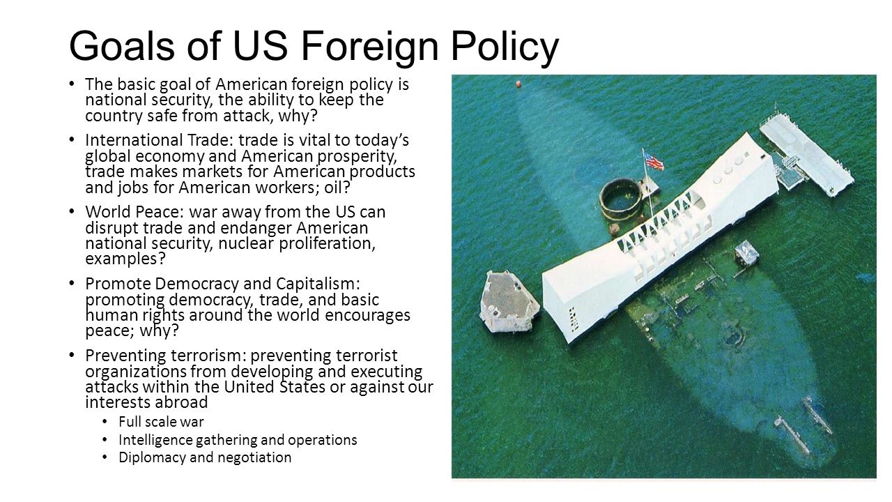 united states foreign policy between world United states foreign policy: foreign policy is always either immoral or doomed to the world system works best when all states take care of their own.