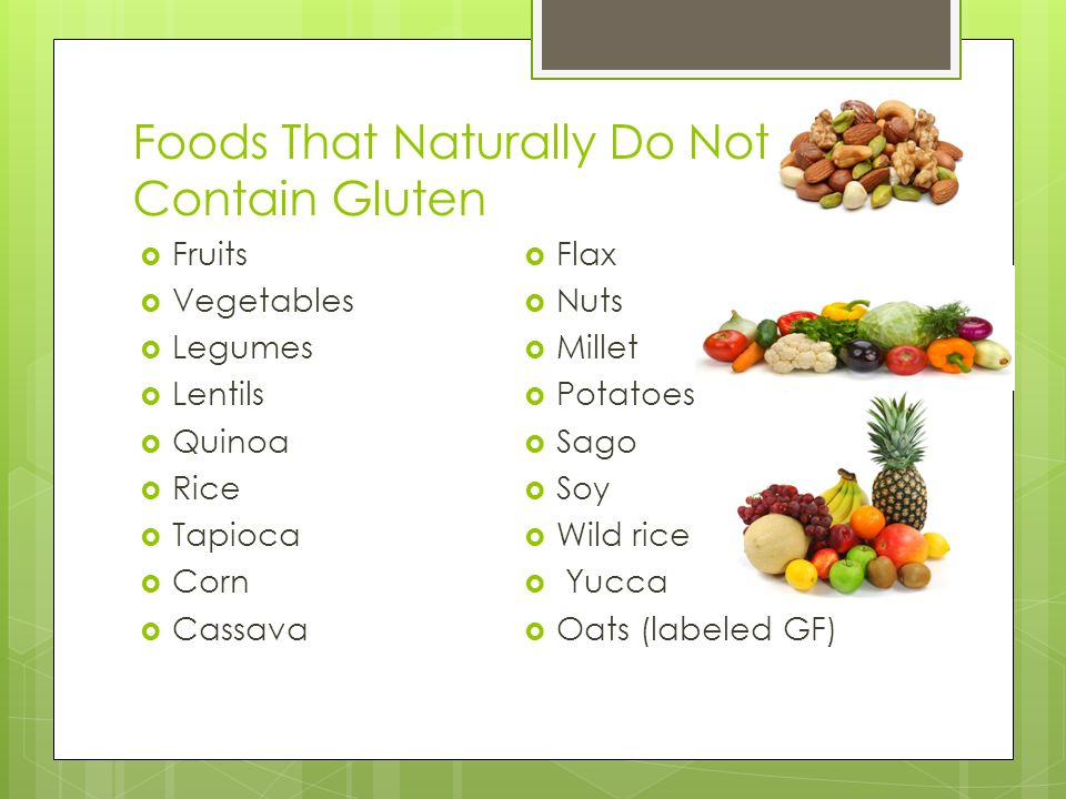 Vegetables That Contain Gluten Natural do vegetables contain gluten workwithnaturefo gluten free is it for me by merissa martinez bs dtr cal poly 5 foods that do vegetables contain workwithnaturefo