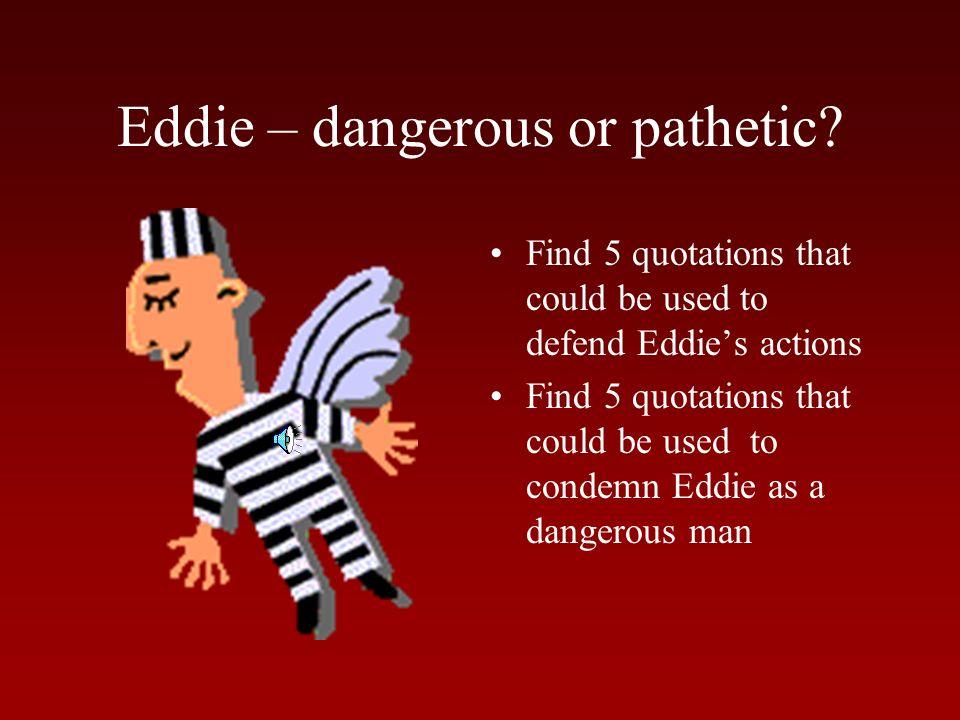 eddie and beatrice 2 essay