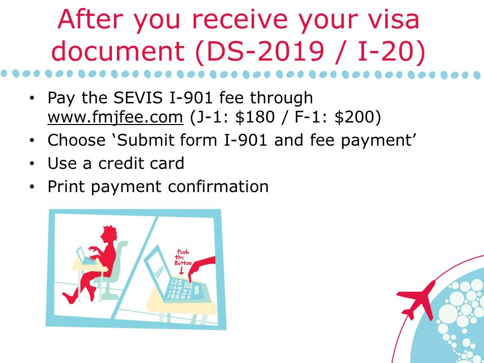 A step-by-step guide US Student Visas. Step 1: send financial ...