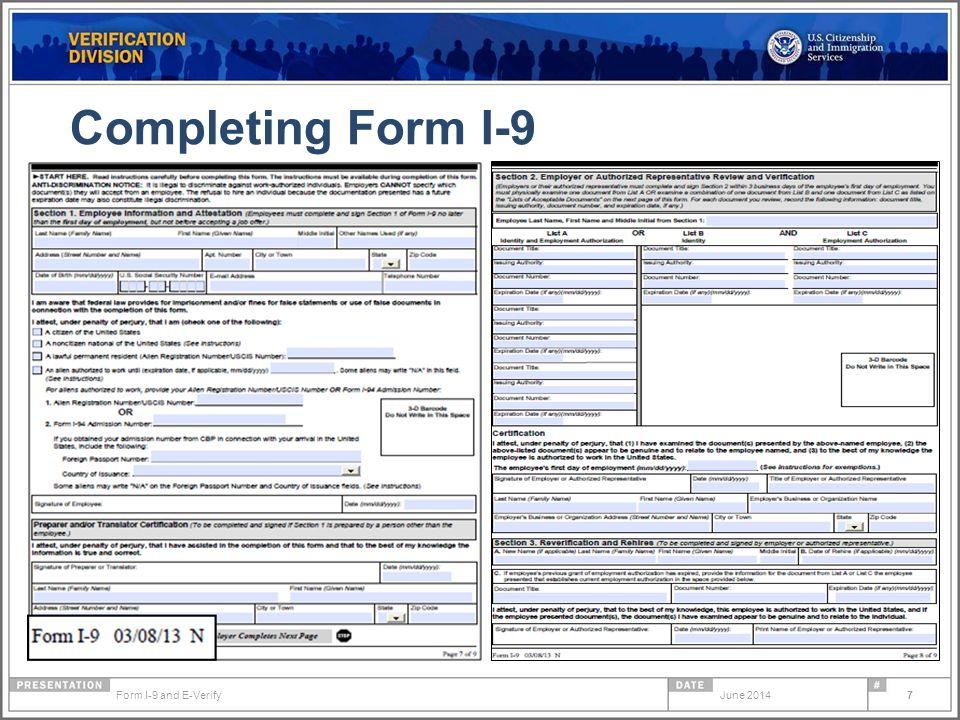 E 9 Form Ordekeenfixenergy