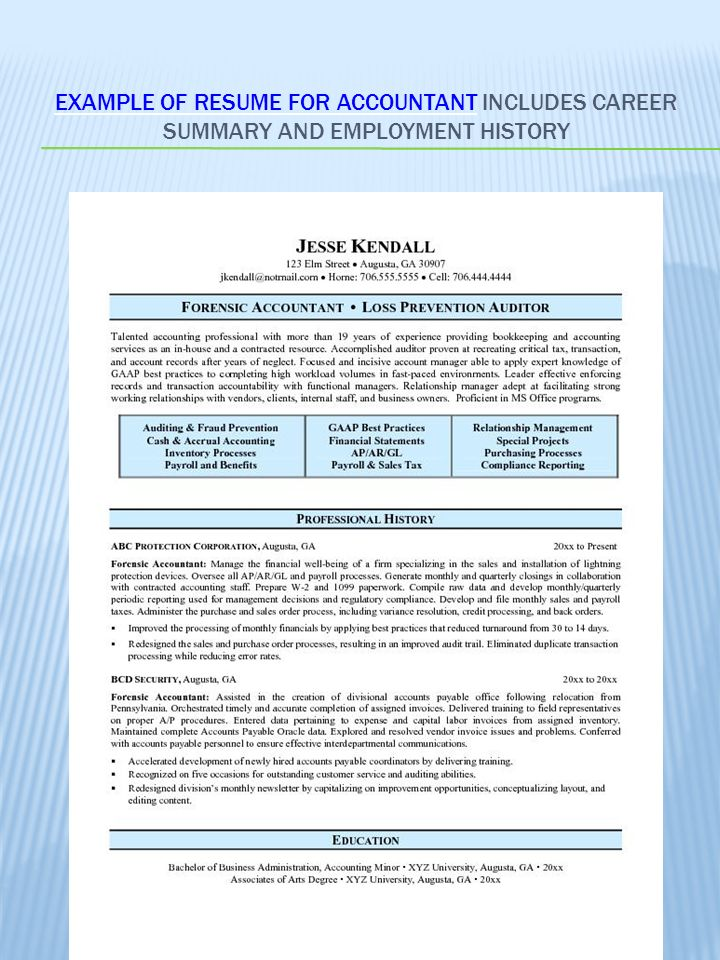 Forensic Accountant Cover Letter Sample Livecareer Forensic Accountant  Cover Letter Sample