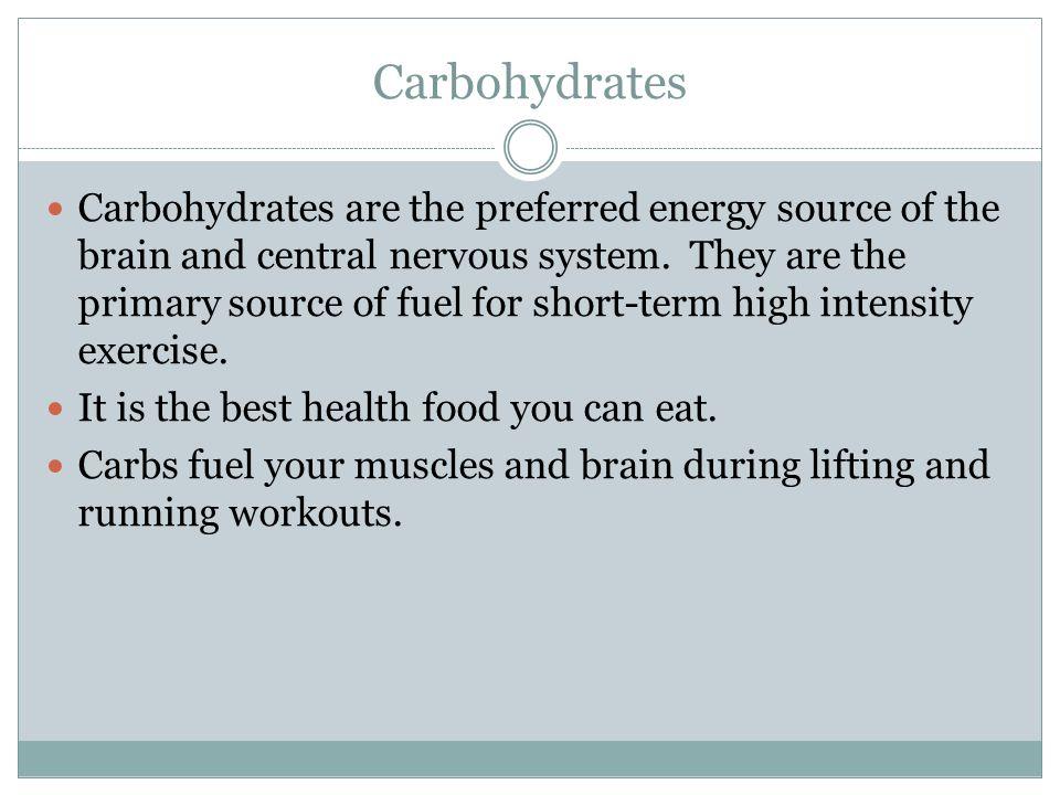 nervous health food