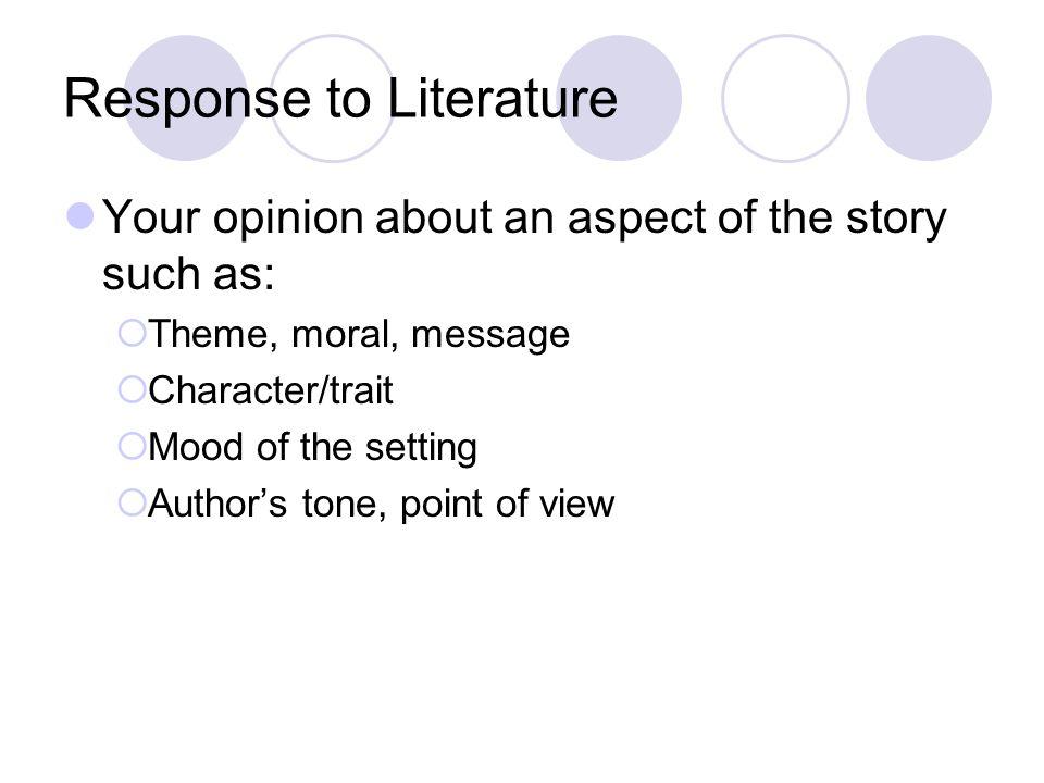 Xyaxy   Response to literature essay example  th grade Amazon com