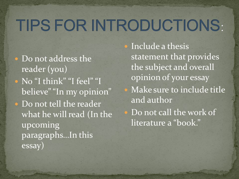 can you refer to the reader in an essay Can you refer to the reader of book in a high school where can i find an english essay e-book for high school did you/do you like your high school.