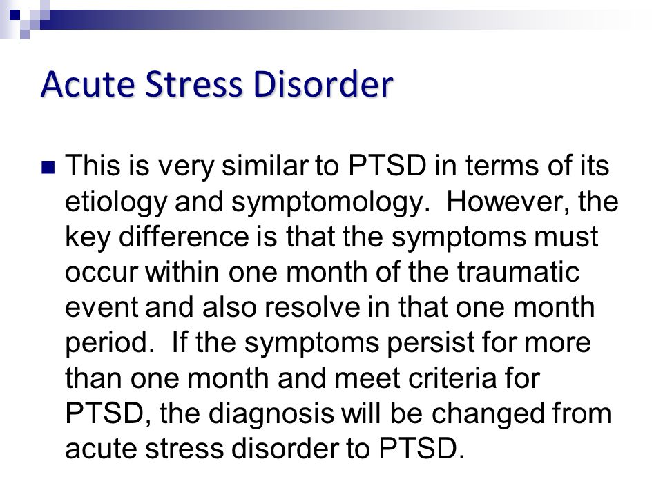 natural disasters acute stress disorder and Va/dod clinical practice guideline for the management of posttraumatic stress disorder and acute stress torture, man-made/natural disasters.