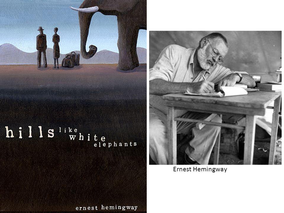 hills like white elephants essay conclusion