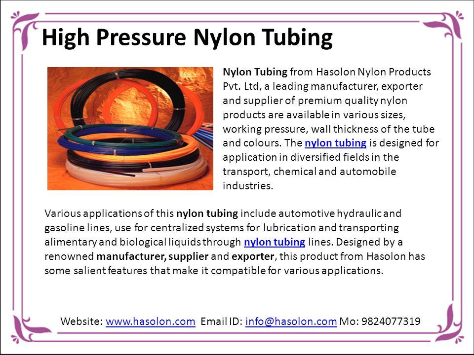 Ltd Nylon Colours Ltd