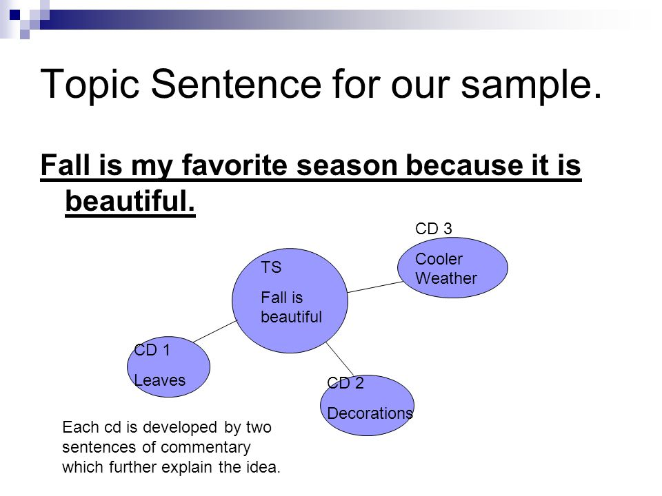 My Favourite Season Essay