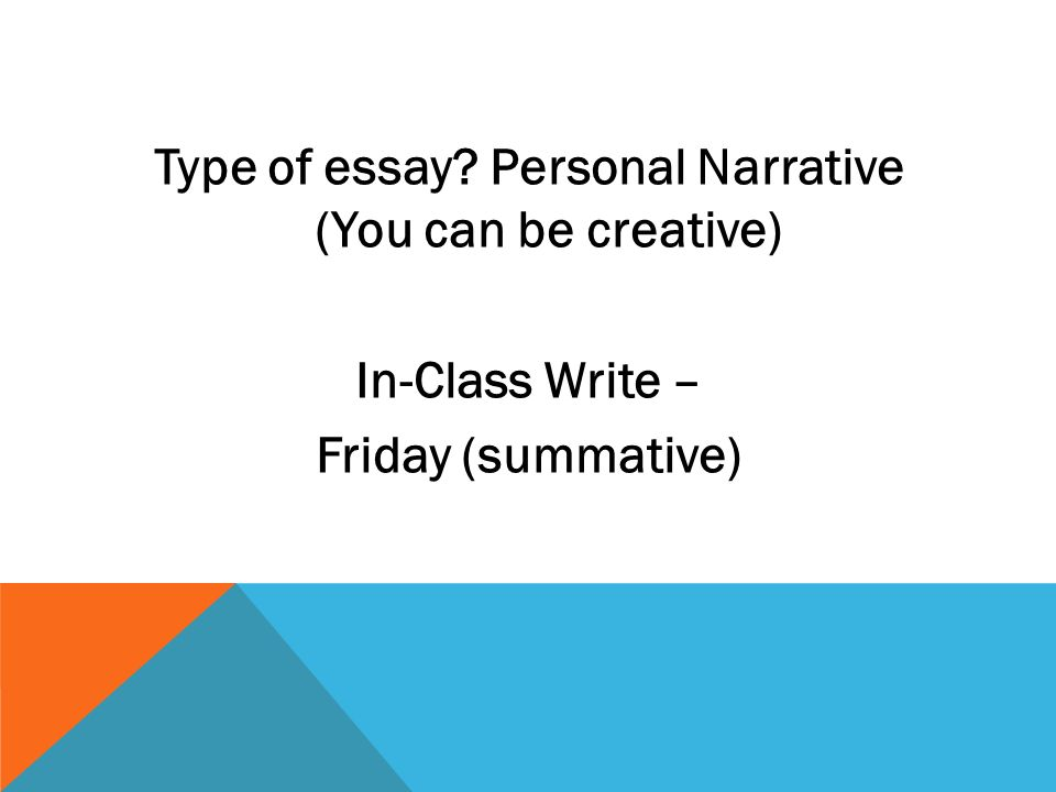 personal narrative essay define Personal narrative audio essay your digital literacy narrative will be directed to whatever primary target audience you define  a personal narrative.