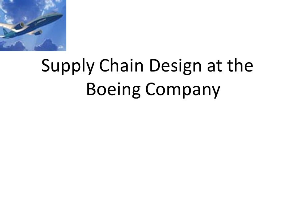 company overview slides