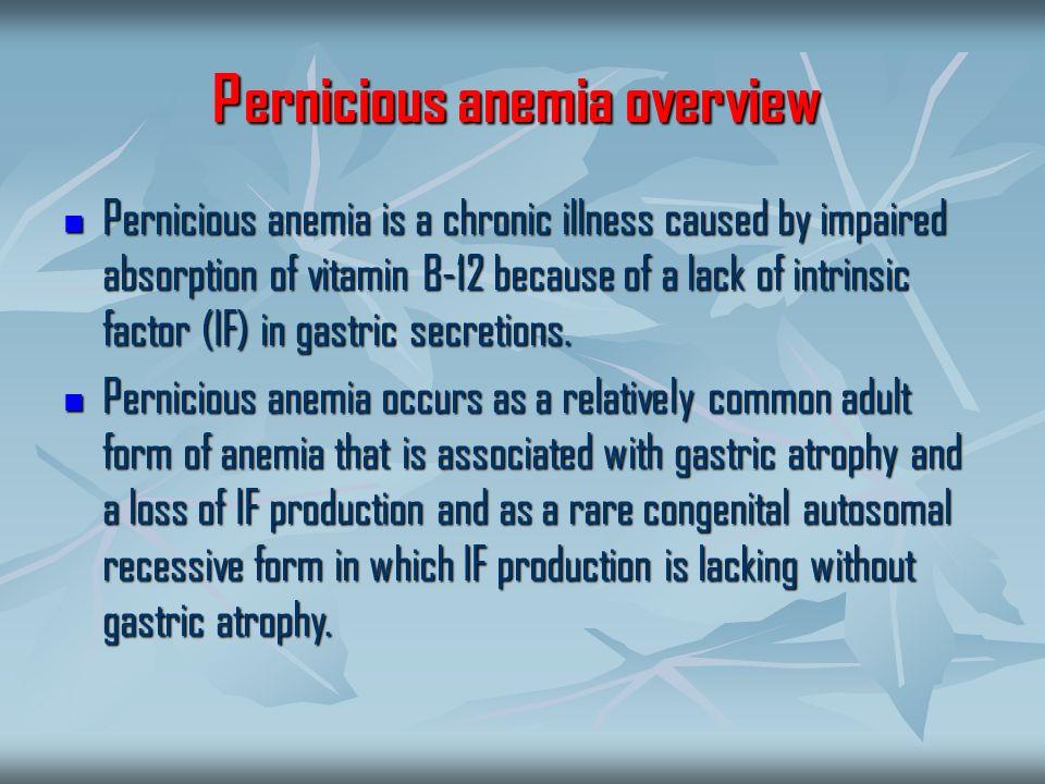 Anemia Case Presentation Presented by Hanadi Basha 6 th year Med ...