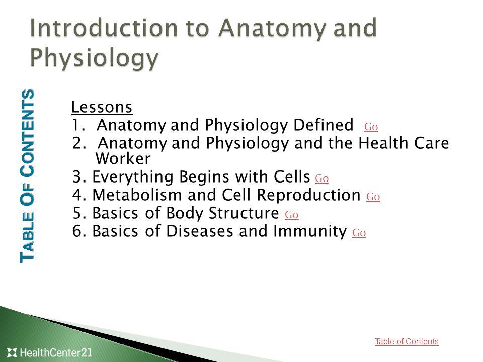 Niedlich Anatomy And Physiology Defined Fotos - Anatomie Ideen ...