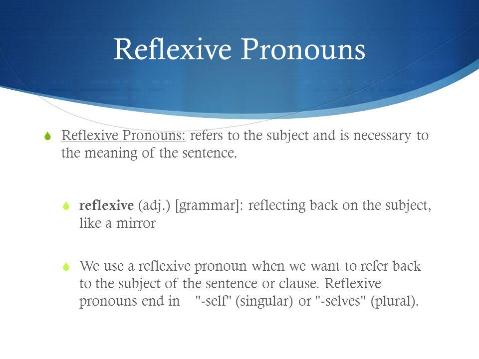 Personal pronoun Wikipedia