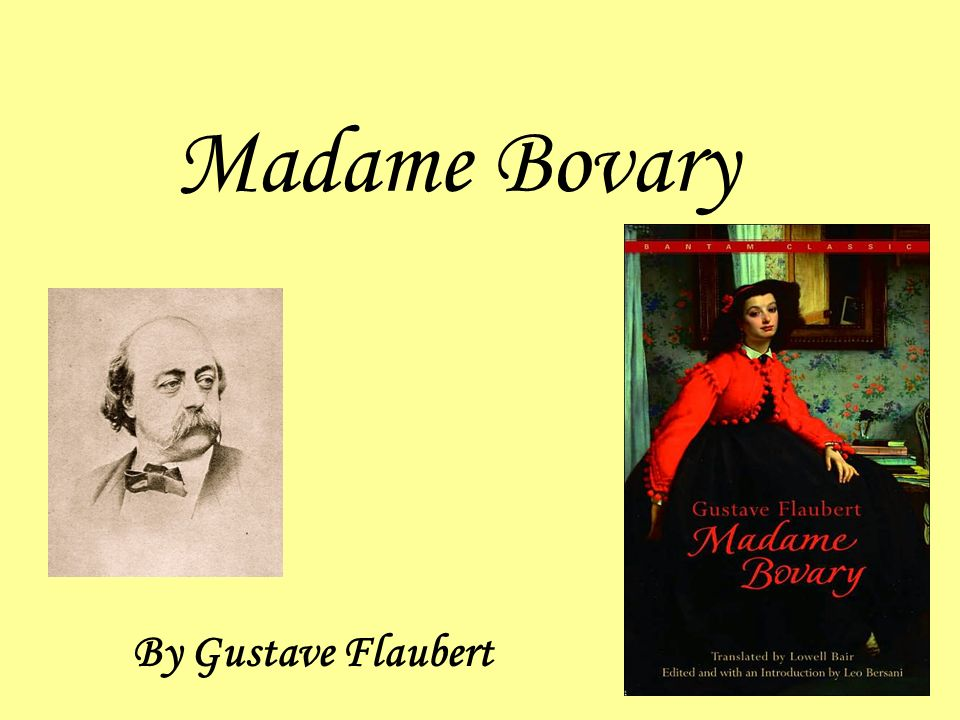 essay on madame bovary Character analysis of madame bovary and charles bovary comparison of emma and charles in madame bovary in part one of the novel madame bovary essay.