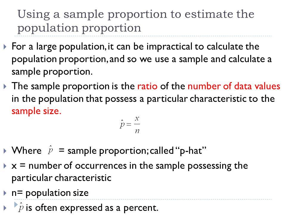 Sampling and Sampling Distributions Chapter 8.4 – ppt download