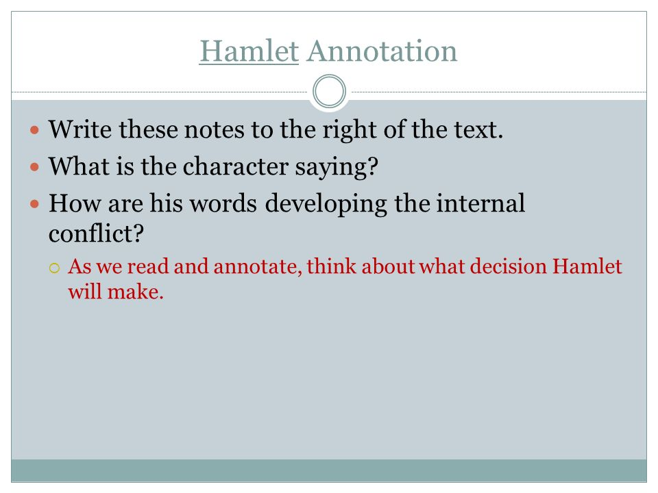 hamlet conflicts essay The conflicts throughout shakespeare's hamlet, the main character hamlet goes through many conflicts and all of these conflicts it leads to the traumatic ending i am going to focus on 4 that happen in hamlet claudius conflict claudius conflict - one conflict hamlet faces is killing.