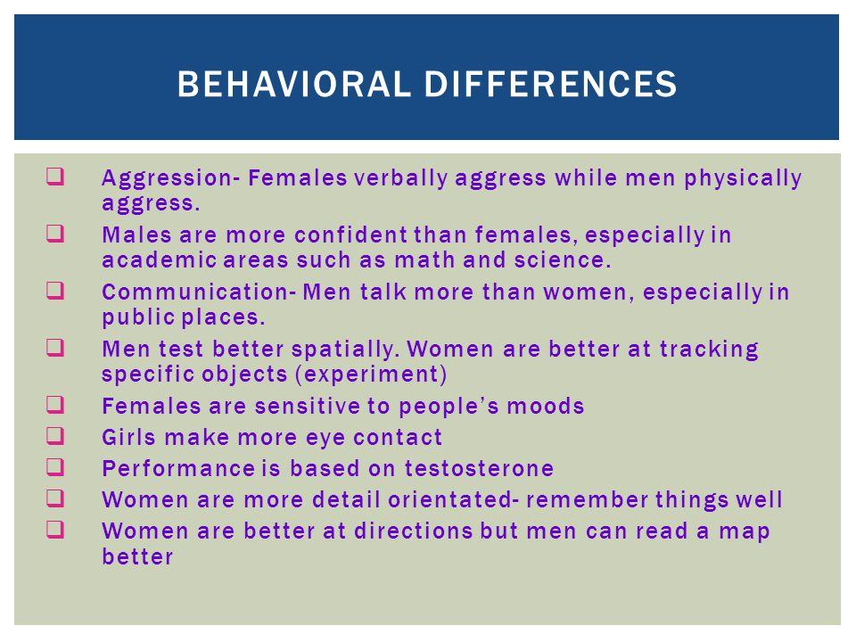 male sensitive areas