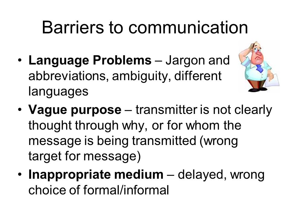 Identify areas of vagueness and ambiguity and discuss how you could clarify the emails message using the?