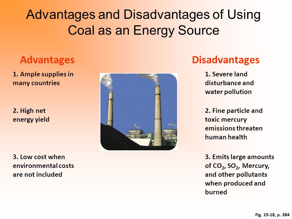 a discussion on the use of the use of coal and fossil fuels as the source of energy during the indus Start studying biology 103 practice test 3 coal replaced wood as industrialized countries' major energy source in fossil fuels contain the energy.