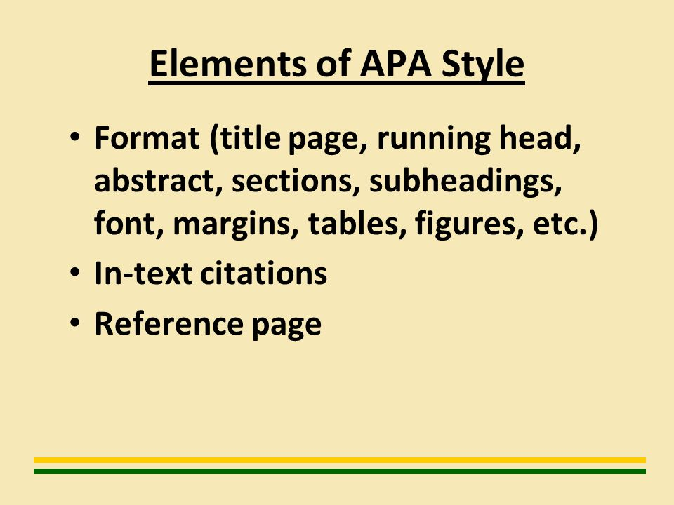 apa style essay headings If required or encouraged by the instructor, use headings to highlight new sections in the paper many papers will contain sections like method, results, and discussion headings should be centered and in boldface type.