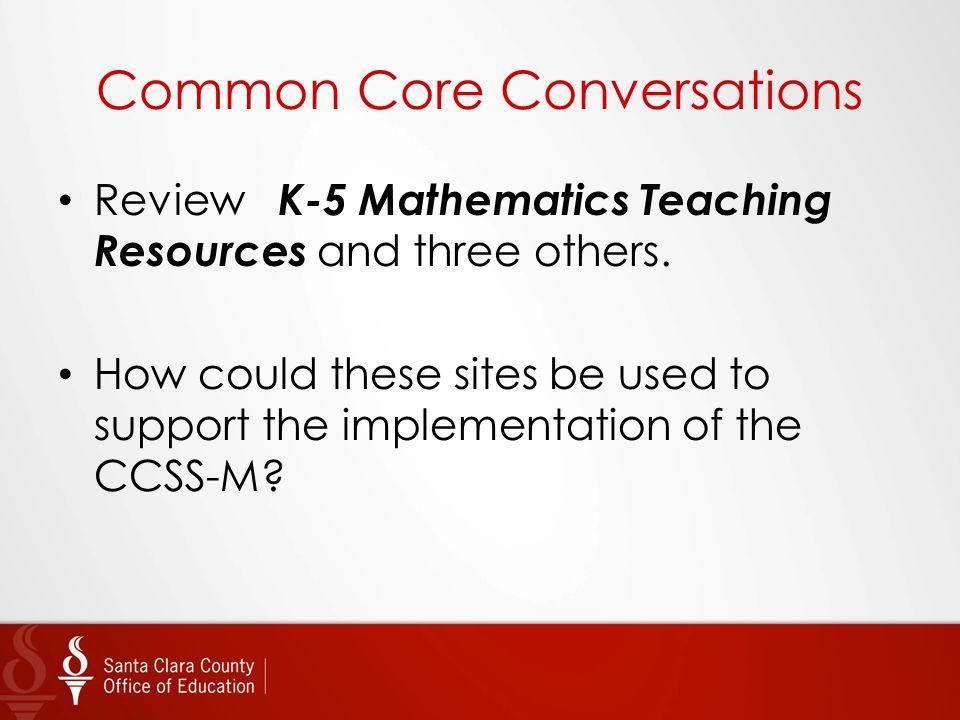Curriculum Leadership Council Elementary Mathematics Break-Out ...