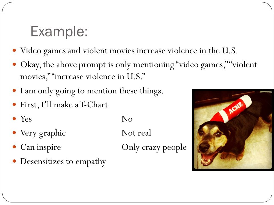 "essay on video games violence essay Video game violence argumentative essay ""if video games do increase violent tendencies outside the laboratory, the explosion of gaming over the past decade from 32 billion in sales in 1995 to $7 billion in 2003, according to industry figures, would suggest a parallel trend in youth violence."