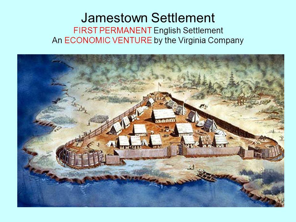 james town settlement