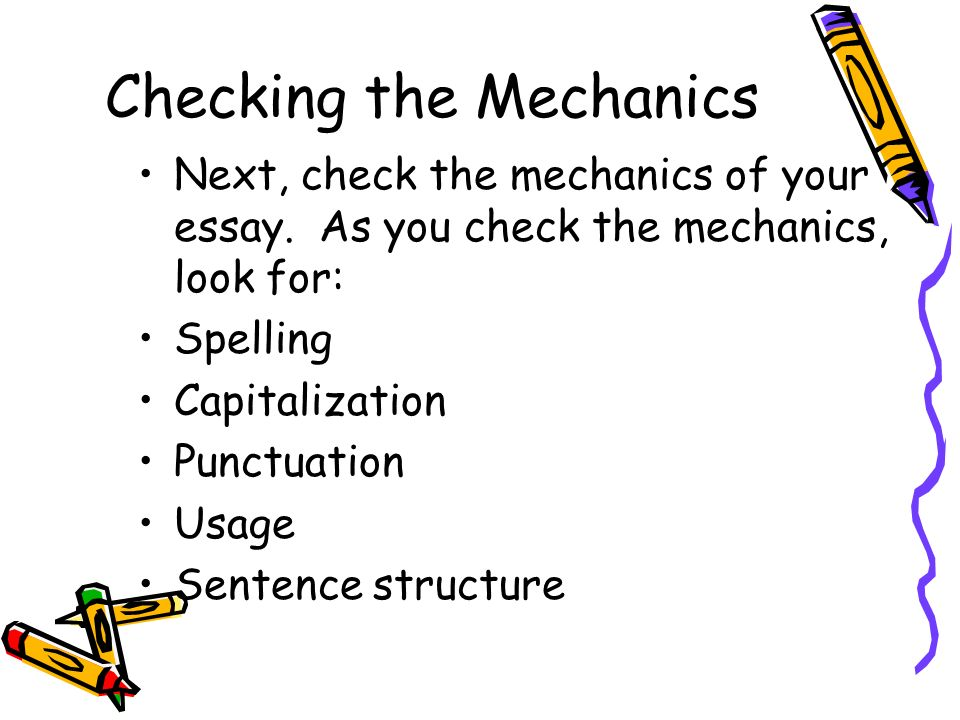 grammar and spelling checker for essays Gramamr check and spell check is crucial to writing gcfs grammar checker is the best tool to help you correct grammar mistakes and check spelling mistakes.