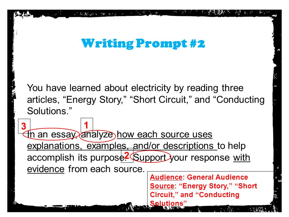 short story analysis essay prompt