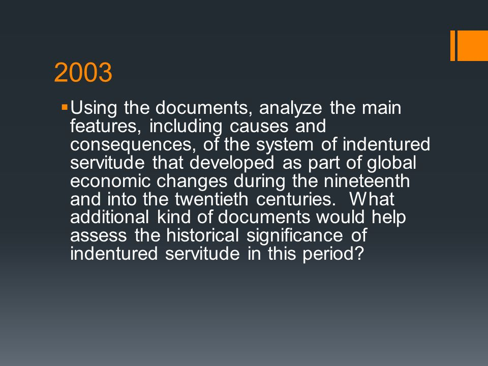 ap us history 2001 dbq Ap united states history 2001 scoring guidelines question 1 (dbq) 2001 ap us history scoring guidelines.