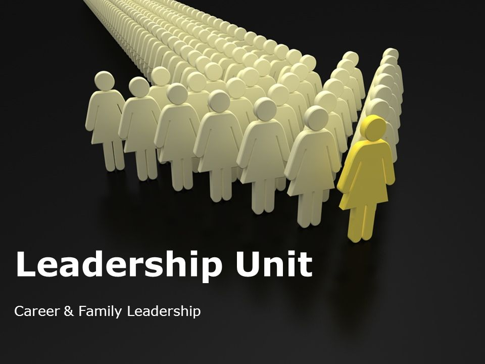 Leadership = Relationships Past= leadership revolved around 1 person and their actions.
