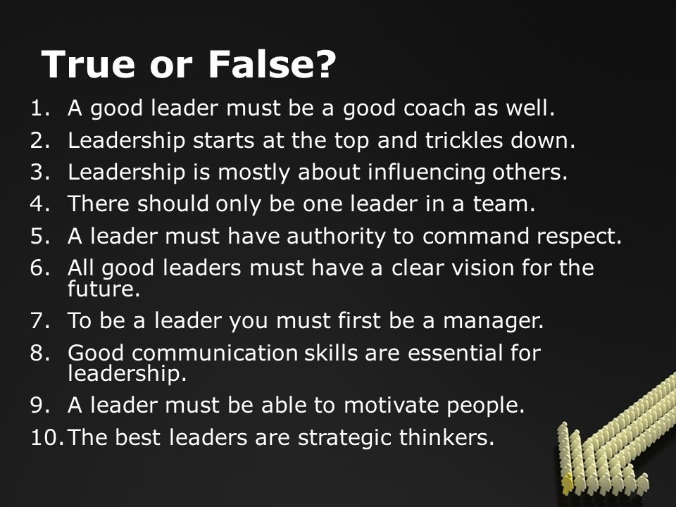 Leadership Styles Each person has a leadership style which they feel comfortable.