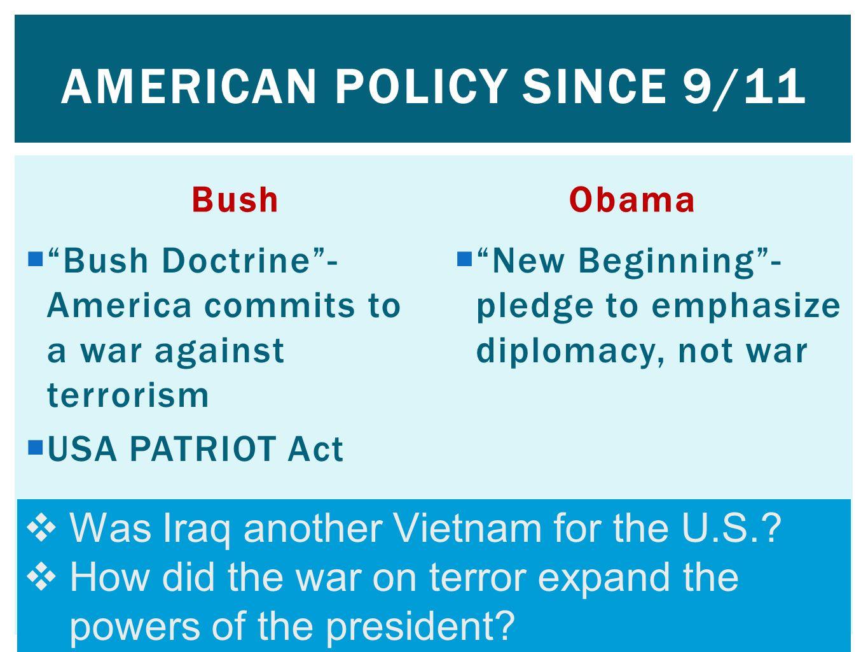 usa patriot act summary essay