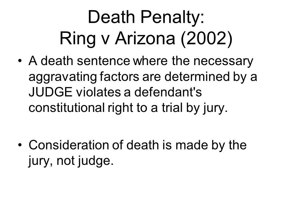 arizona death penalty