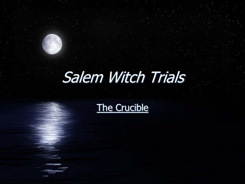a summary of john proctors experiences with the salem witch trials in the crucible by arthur miller Wolfnote summary of arthur miller's the crucible john proctor is arrested and he is scheduled to hang book of the salem witch trials with the mccarthy.