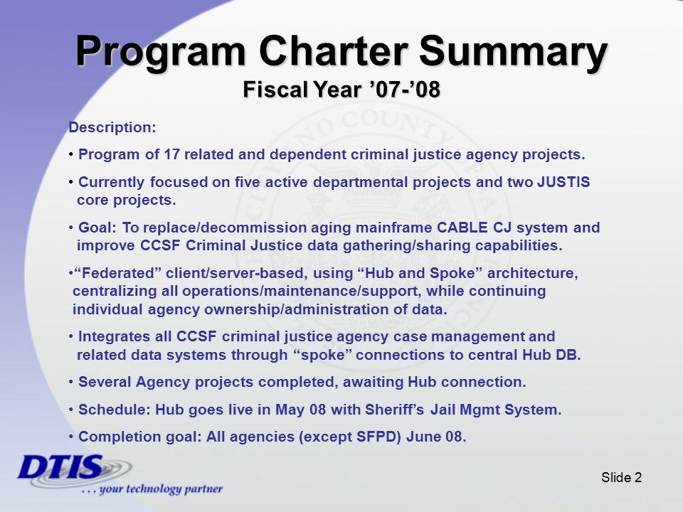 status report presentation