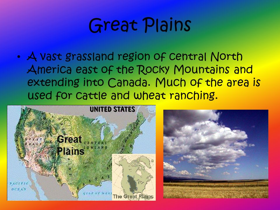 Overview Of Physical Features And Map And Globe Skills Ppt Download - Physical features of canada and the united states